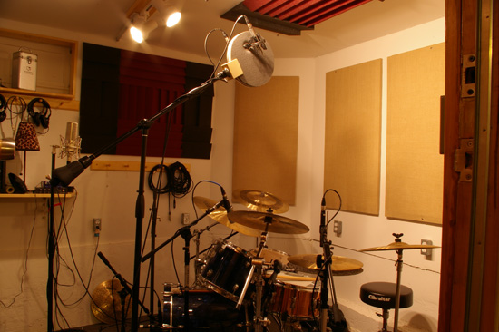 Indecent Music Drum Mic Setup