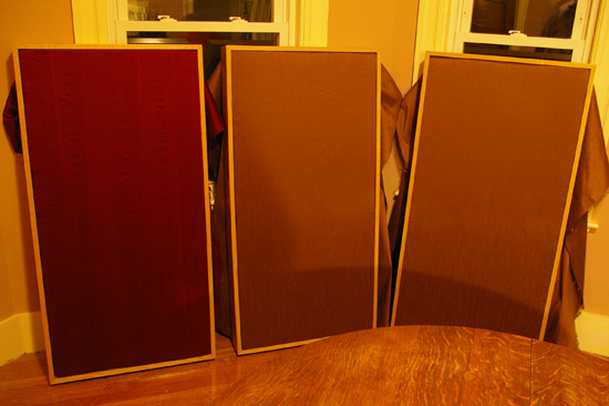 Build Your Own Acoustic Wall Panels