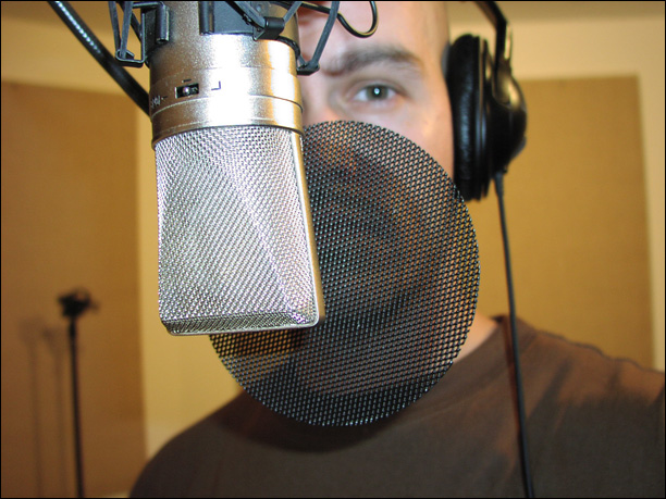 Tracking vocals with Lyrical